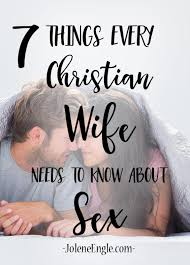 Sexual secrets for christian husbands