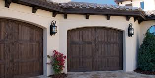 wood garage door builderFaux Wood Garage Door  Similar to Clopay Canyon Ridge