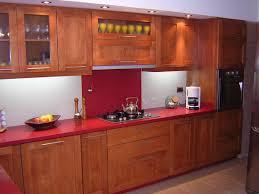 wardrobe lighting ideas. Kitchen, Incredible Wooden Wardrobe For Kitchen Design Red Marble Countertop Backsplash As Well Lighting Idea Ideas D