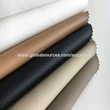 chinapvc upholstery sofa leather car