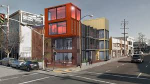 Shipping containers office Steel Shipping Container Offices Hit Soma As Sf Startups Hunt For Space Container Container Shipping Container Offices Come To Soma As Sf Startups Hunt For