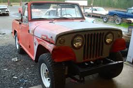 1967 Jeepster Commando 4WD ORIGINAL for sale in Creswell, Oregon ...
