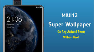 MIUI 12 Super Wallpaper on any Android ...