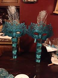 Masquerade Mask Table Decorations