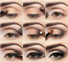 are you looking for how to apply eyeshadow step by step for brown eyes smokey eye tutorial is very famous now a day and there are millions of fashion