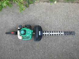 gardenline petrol hedge trimmer xyz442