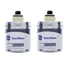 Smart Water Filters Ge Smartwater Refrigerator Water Filter 2 Pack Mxrc 2 Pack The