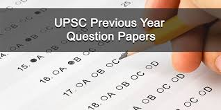 Civil service examination essay paper    City of Rochester   Civil     UPSC General Studies Mains Paper I and   Analysis