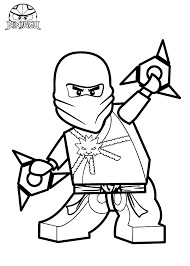 Lego Ninjago Samurai X Coloring Pages