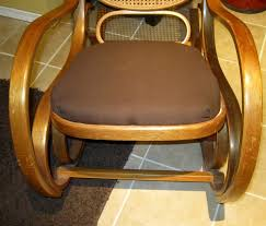 Excellent Bent Wood Rocking Chair Large Sleeper Sofa And Beds Single