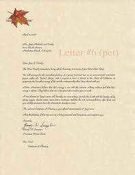 sympathy card pet sample sympathy letters memorial trees