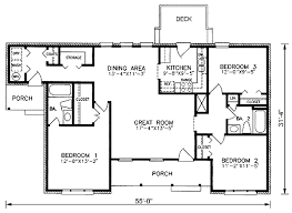 floor plans country style house plans