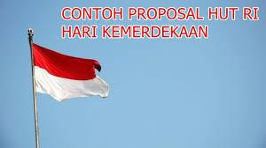 Contoh Proposal Hut Ri 17 Agustus Ke 75 Lengkap 2020