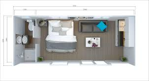 interior house plan. Contemporary Interior Illustration Of The Interior Floor Plan For Open Studio With Double  Bed Couch And On Interior House Plan