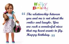 Happy Birthday To My Niece Quotes Adorable 48 Best Happy Birthday Wishes For Niece With Images 48 Happy Birthday