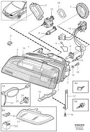 2003 c70 jewel headlight harness cosmetic and detailing volvo s40 headlight wiring diagram at Volvo S40 Headlight Wiring Harness