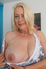 Big busty mature video