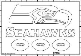 Small Picture seattle seahawks coloring page 100 images seattle seahawks