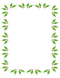 Free Border For Word Word Christmas Borders Free Printable Christmas Borders For Word