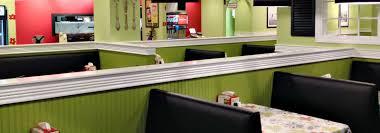 chair rail friezes