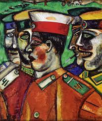 marc chagall tutt art