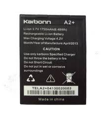 Karbonn A2+ 1750 mAh Battery by SPAIR ...