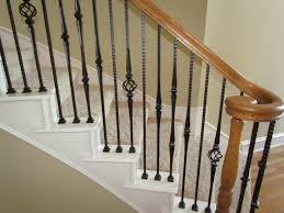 Metal handrails for stairs Stainless Steel Cheap Cost To Install Stair Railing And Balusters House Design Inspirations Ideal Cost To Install Stair Railing And Balusters House Design