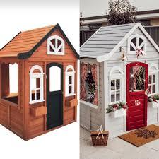 kmart cubby house little reno for your littlest loves