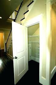 under stair storage ideas closet stairs organizing