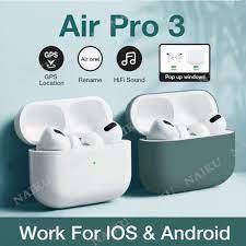 TWS Air 3 Kablosuz Bluetooth Kulaklık Stereo Surround Kulaklık IPhone için  Şarj Kılıfı ile Kulak Içi Kulaklık – online alışveriş sitesi Joom'da ucuza  alışveriş yapın
