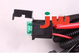 waterproof vehicle wiring harness with protection and auto terminals wire loom