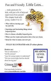 Leopard Gecko Age Chart I Want A Leopard Gecko Book 1 Best Pets For Kids Tristan