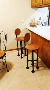 diy bar stool