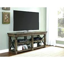 New Style Tv Stand A Farmhouse Style Media Console Mission Style Tv ...