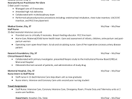 Sample Nurse Educator Resume Professional Resume For Julie Gilkey Page 24 Magnificent Nurse 19