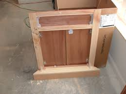 Pre Assembled Kitchen Cabinets Prefab Kitchen Cabinets Transitional With Open Shelves Home Pre