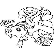 My Little Pony Kleurplaten Animaatjesnl Idee My Little Pony 55