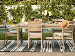 outdoor furniture from ocean plastic