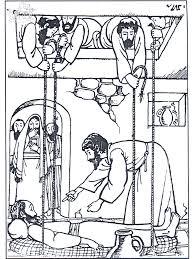 De Verlamde Man 3 Bijbel Kleurplaten Nieuwe Testament