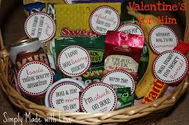 valentine s day gift basket ideas for boyfriend saveenlarge cute