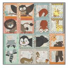 Best 25+ Boys quilt patterns ideas on Pinterest | Boy quilts ... & Love this machine embroidered baby quilt - anitagoodesign.com Adamdwight.com