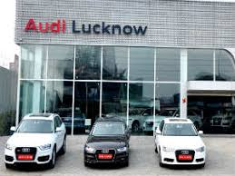 To bring home your favourite star, visit srm star mercedes lucknow showroom or call. Audi India New Showroom Opened In Lucknow Drivespark News