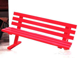 red garden bench red outdoor bench large size of furniture co poly royal garden rocking dark be
