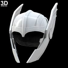 thor ragnarok helmet 3d printable model print file