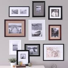 picture frames on wall simple. Real Simple® 10-Piece Portrait Frame Set Picture Frames On Wall Simple O
