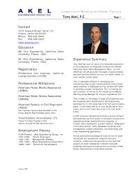 Civil Engineering Resume Sample Gallery Photos New Sample Civil