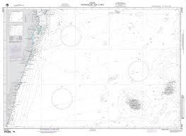 Nga Nautical Chart 61550 Madagascar East Coast