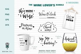 Run our free online app or download a coolutils pro bundle for unlimited work! Wine Lovers Bundle 8 Designs Includes Sip Sip Hooray Partners In Wine I M On Cloud Wine It S Wine O Clock In 2020 Wine Lovers Wine Svg
