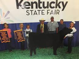Local business partnered with Murray State University recognized at  Kentucky State Fair – The Blue & Gold