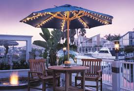 outdoor terrace lighting. Amazon.com : Umbrella Light Set For Most Standard Patio Umbrellas White Corded Garden \u0026 Outdoor Terrace Lighting L